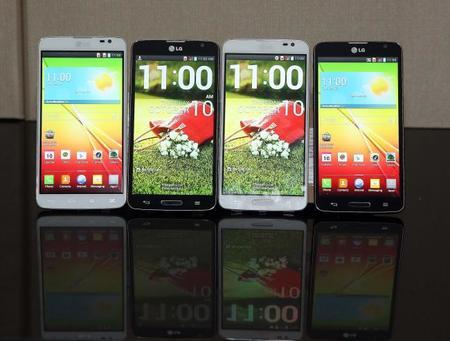 BBM vendrá preinstalado en algunos celulares LG
