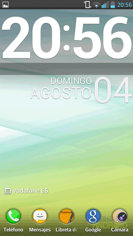 Foto de LG Optimus G Pro, capturas de pantalla (9/26)