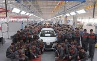 Se abre la primera fábrica de coches chinos en Europa