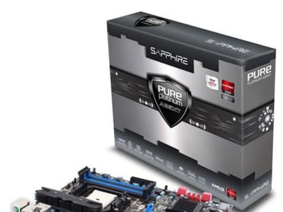Sapphire quiere su hueco en el mercado de placas base