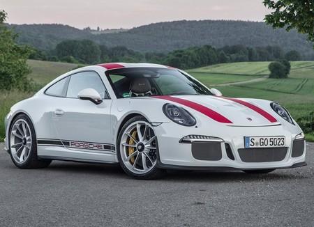 Porsche 911 R 2017 1280 03