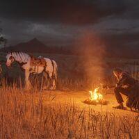 Así puedes montar tu propio campamento en la naturaleza en Red Dead Online