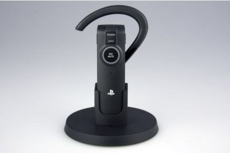 Auricular inalámbrico Bluetooth para la Playstation 3 de Sony