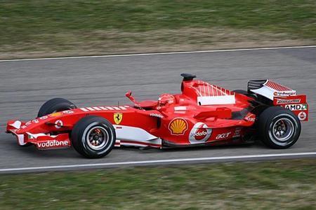 Schumacher_Ferrari