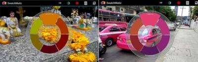 SwatchMatic, la aplicación Android que identifica colores en tiempo real. Perfecta para diseñadores gráficos y curiosos