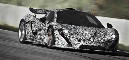 McLaren desvela el sistema de propulsión del P1: híbrido enchufable