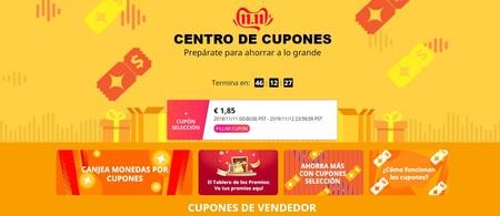 Cupones de descuento para el Día del Soltero en AliExpress para ahorrar en Xiaomi, Baseus y iLife