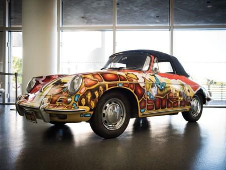 El Porsche más caro del mundo es muy, muy hippie