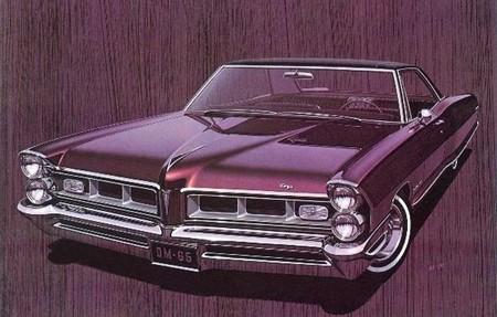 1965 Pontiac Grand Prix 1
