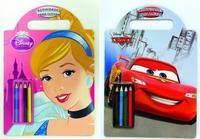 """Libros de actividades de Disney """"para llevar"""""""