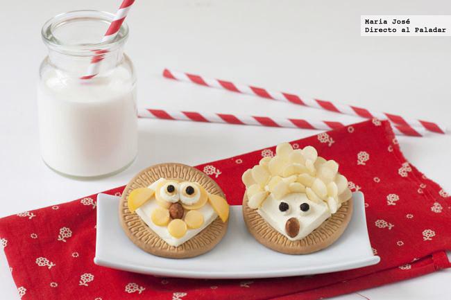 Cinco recetas nutritivas para realizar y disfrutar con ni os - Cocina sana para ninos ...