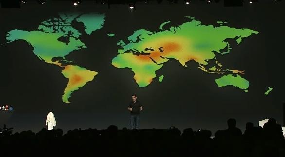 Activaciones Android en el mundo