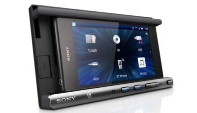 Sony ofrece su solución para integrar el móvil en el coche