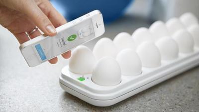 EggMinder, para que nadie te pueda decir que no hay huevos