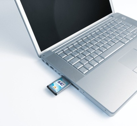Verbatim lanza un disco SSD en formato ExpressCard