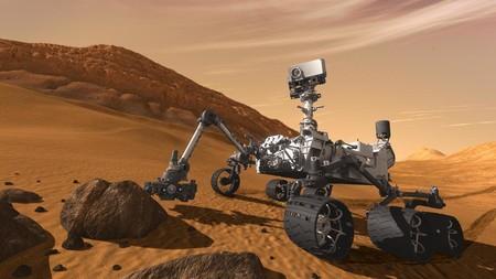 Hay moléculas orgánicas en Marte: Curiosity impulsa la idea que Marte era habitable hace 3.500 millones de años