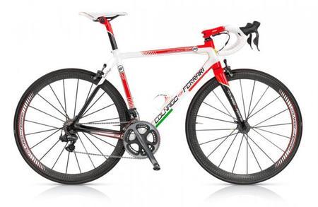 En Italia se vendieron más bicicletas que coches en 2011