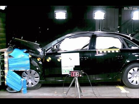 EuroNCAP - Audi A4