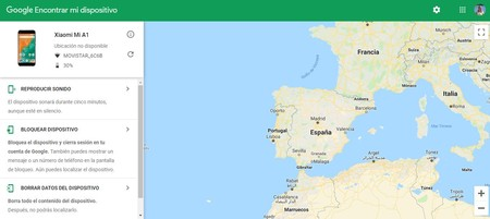 Localizar Android