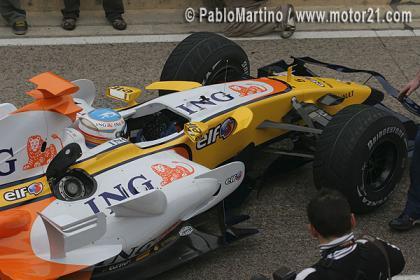 El nuevo Renault R28