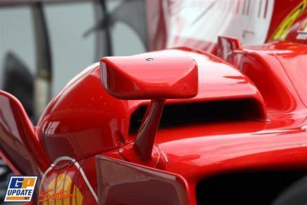El KERS de Ferrari
