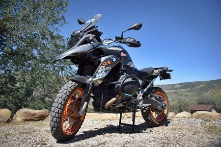 Bmw R 1200 Gs Hunter Sills Racing1