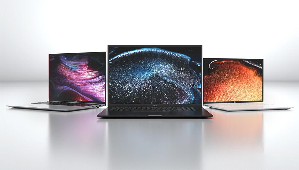 LG Gram 2021: los nuevos portátiles ligeros de LG montan pantallas 16:10 y procesadores Intel de 11ª generación