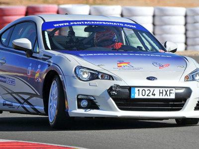Subaru BRZ Pentacar, un único coche de carreras para cinco disciplinas diferentes