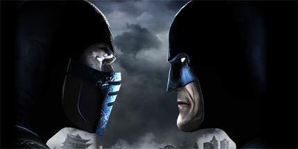 Confirmado 'Mortal Kombat vs DC Universe'