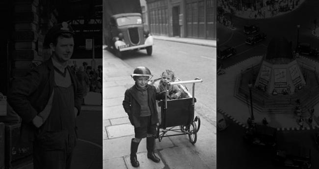 George Rodger, las imágenes más crudas de la historia por uno de los fundadores de Magnum