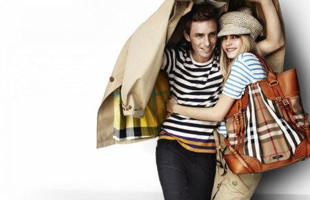 Burberry campaña abril Primavera-Verano 2012: ¡esto ya es amor!