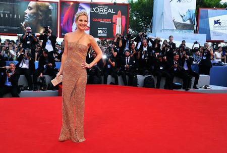 Joyas Fabergé en el Festival de Cine de Venecia