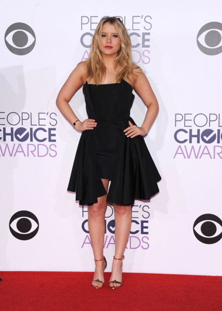 Taylor Spreitler Peoples Choice Awards 2014