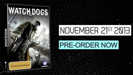 'Watch Dogs': nuevo tráiler y fecha de lanzamiento confirmada