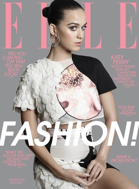 Elle USA: Katy Perry