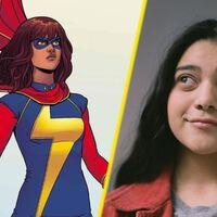 'Ms. Marvel' ya tiene protagonista: la primera superheroína musulmana de Disney+ tendrá el rostro de Iman Vellani