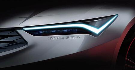 Acura Integra Honda Integra teaser