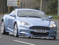 Foto espía del Aston Martin DBRS9 2008