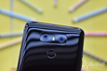 LG G6, precio y planes con Telcel