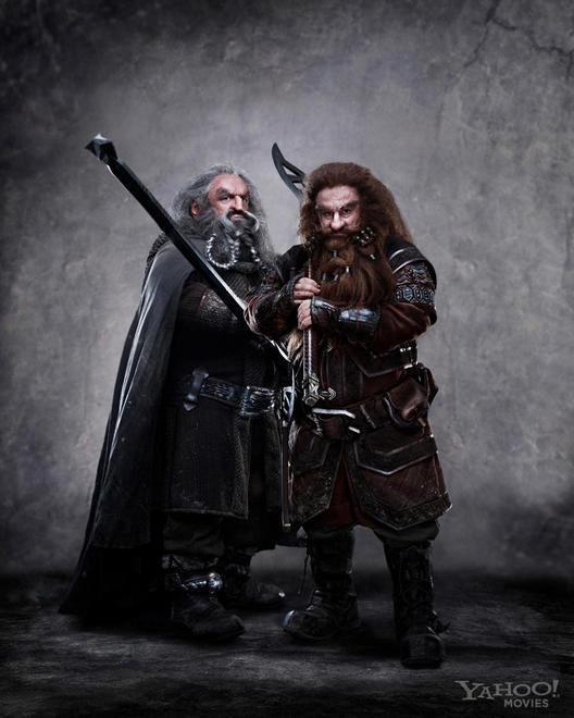 Foto de 'El Hobbit', imágenes de los trece enanos (2/7)