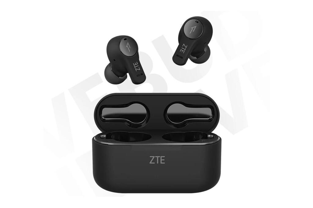 ZTE LiveBuds: auriculares TWS con incluso veinte horas de autonomía y cancelación de ruido, por 39,90 euros