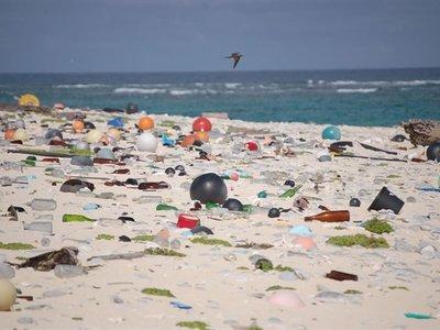 Éste es todo el plástico que ha fabricado la humanidad