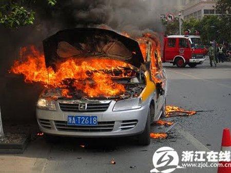 Problemas con los coches eléctricos chinos