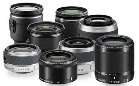 Nikon ha patentado un «tele» de 70-300 mm f/4.5-5.6 destinado posiblemente a su próxima Nikon 1 V3
