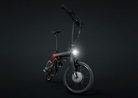 La bicicleta eléctrica Xiaomi Qicycle en versión española, de oferta en PcComponentes: 859 euros