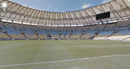 Google actualiza sus mapas y Street View para llevarte a Brasil 2014
