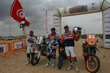 Rally de Túnez, undécima etapa
