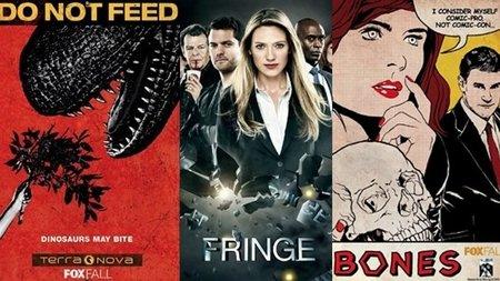 Los pósters de la Fox para la Comic-Con 2011, la imagen de la semana