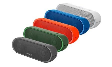 Sony SRS-XB20, un altavoz portátil todoterreno, por sólo 67,91 euros en El Corte Inglés