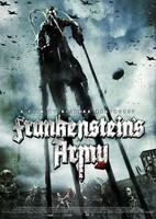 'Frankenstein's Army', tráiler y cartel del nuevo disparate nazi
